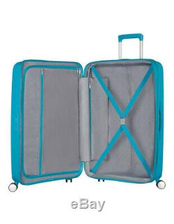 American Tourister 3 piece Hardside Spinner Set dimensions 29 25 carry on 20