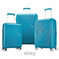 American Tourister Curio 3-piece Hardside Set 20, 25 29 Travel Luggage bag