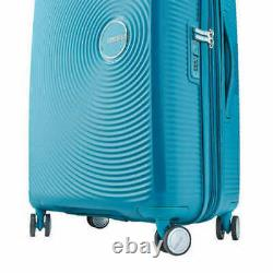 American Tourister Curio travel 3-pieces Hardside Spinner Luggage Set (2557)