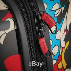American Tourister Disney Carry On Luggage 2-piece Set, Minnie Mouse