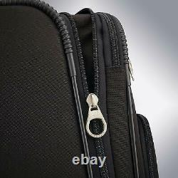 American Tourister Pop Max 3 Piece Luggage Spinner Set 29/25/21(Black)