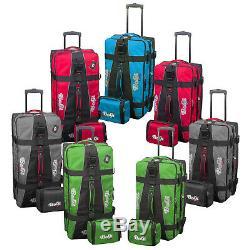 Bogi Bag Reisetasche Koffer Set 2 Teile Stoff 85 L 110 L Trolley + Waschtasche