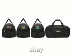 Brand New Thule GoPack 8006 Roof Box Luggage Set of 4 Travel Bags