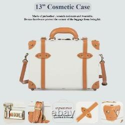 COTRUNKAGE 2 Piece Luggage Sets Carry On Suitcases for Women with TSA Lock 13