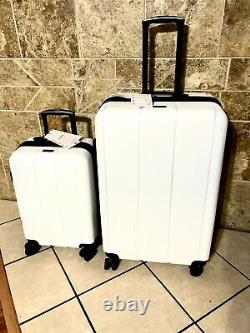 CalPak 2 Piece Hardsided Luggage Set with TSA Lock
