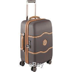 Delsey Chatelet 2 Piece Hardside Spinner Luggage Set