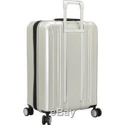 Delsey Helium Titanium 2 Piece Expandable Hardside Luggage Set NEW