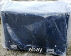 GENUINE SUZUKI DL 650 V-STROM SIDE CASE PANNIERS SET Traveller L0 / L1 2010 2011