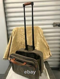 Hartmann Luggage Suitcase Set Of 4 Vintage (tweed)