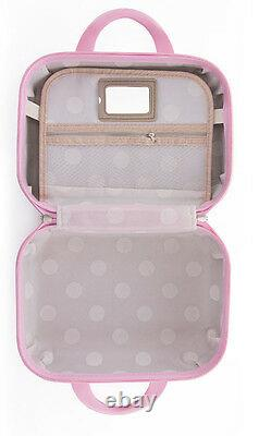 Hello Kitty 24 Trolley High Quality ABS Suitcase Luggage Travel Set-5 Colors