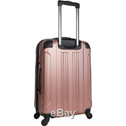 Kenneth Cole Reaction Out of Bounds 2 Piece Hardside Luggage Set NEW