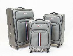 LiFLiF 3pc Premium Luggage set (20 + 24 + 28)