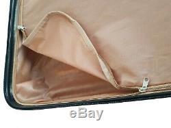 Lightweight 4 Wheel Luggage Suitcase Travel Cabin Bag Hard Case 20'' 24'' 28'
