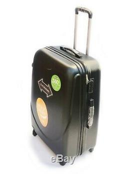 Lightweight Luggage Suitcase Case Cabin Trolley Hard Bag 4 Travel Shell Ryanair