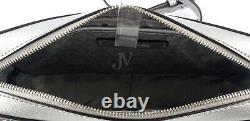 Michael Kors Jet Set Large East West Saffiano Leather Crossbody Bag Handbag