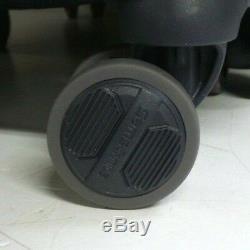 NEW Samsonite Explore Eco 2-Piece Softside Spinner Set Luggage Navy Suitcase