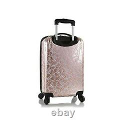 New Hello Kitty Luggage and Beauty Case Set 21 Inch Hard Sided Spinner Luggage