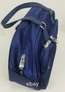 New Joy Mangano 3 PC Luggage Set, Blue