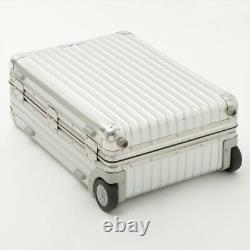 Rimowa Classic Flight Carry Case Silver Setting Number Left / Right 121