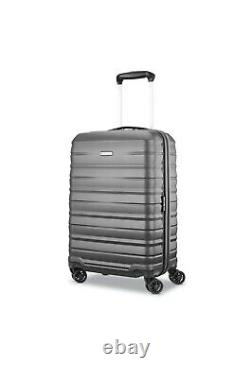Samsonite 2-Piece Handside Spinner Luggage SET Charcoal Gray