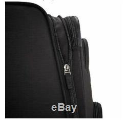 Samsonite Epsilon Spinner Luggage set 27 suitcase and 22 carry on Black