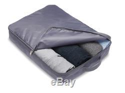 Samsonite Expandable 5-Pc Softside Spinner Luggage Set 25, 21 & 3 Packing Cube