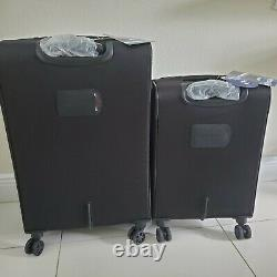 Samsonite Hamden 24 and 20 Expandable Spinner 2 Piece Luggage Set