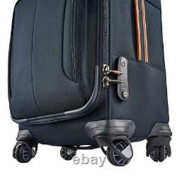 Samsonite Premier II NXT 2-piece Carry-on Spinner Luggage and Backpack Set Navy