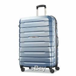 Samsonite TECH TWO 2.0 2-Piece Hardside 27 & 21 Travel Luggage Set, Blue