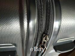 Samsonite TECH TWO 2-Piece Hardside Luggage Set, Gray (27 and 20)