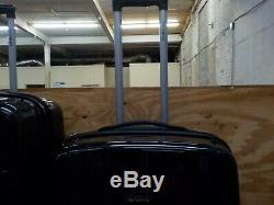 Samsonite Winfield 2 Hardside Luggage, Brushed Anthracite, 3-Pc Set (20/24/28)