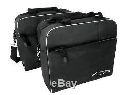 Saturn Sky Luggage Bags 2-Piece Upgrade Set