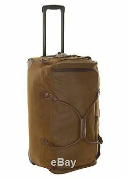 Set 3 valigie TROLLEY ECO PELLE SCAMOSCIATA bagaglio a mano piccolo medio grande