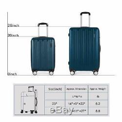 Set De Equipajes Maletas De Viaje Grandes Para La Familia Con Ruedas Luggage