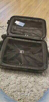 Set of 2 SAVE $450+ Emporio Armani 22 Carry-On Luggage LIQUIDATION SALE NWT