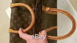 Set of 3 Louis Vuitton Sirius 55 65 Alize 1 Monogram Travel Luggage M41393 M4140