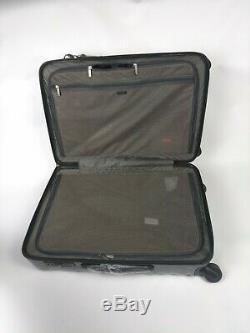 TUMI 19 Degree Short Trip Packing Case (SET AVAILABLE) BLACK 228664