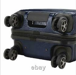 Traveler's Choice Pomona 2 pieces 29'' and 21'' Hardside Set External USB'Gray