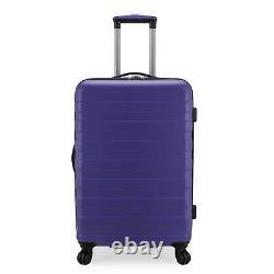 U. S. Traveler Bondi 3-Piece Spinner Luggage Set with USB Smart Carry-On