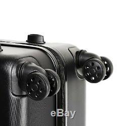 VOSSBACH Koffer Set 3 teilig mit Rollen M L XL Kofferset Trolley Reisekoffer