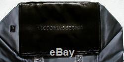 Victoria's Secret Weekender Luggage 3 pc Travel Set Duffle Tote Cross Body Bag