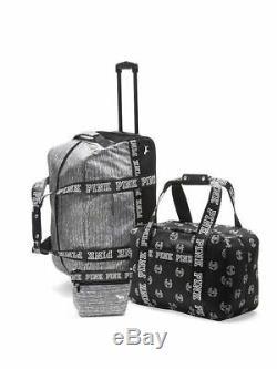 Victorias Secret Pink Luggage Set NWT