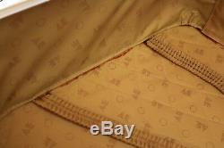 Vintage 3 Piece Amelia Earhart Gray Tweed Luggage Set