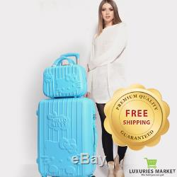 20222428 Bonjour Kitty Valise Set Enfants Femmes Bagages Sac Voyage Trolley