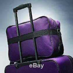 American Tourister Bagages Fieldbrook II 3 Piece Set Violet / Gris