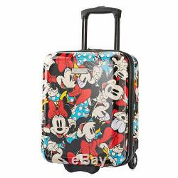 American Tourister Disney Carry On Luggage Set 2 Pièces, Minnie Mouse (2042)