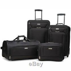 American Tourister Fieldbrook Xlt 4 Piece Luggage Set (25, 21) Choisir La Couleur