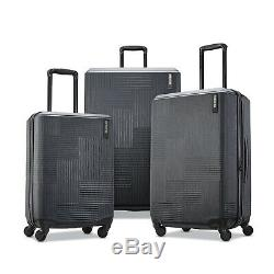 American Tourister Strate Xlt 3 Piece Luggage Set Hardside Spinner