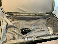 Baggallini Rolling Black Charcoal Set Travel Carry-on Duffle Bagage À Roues