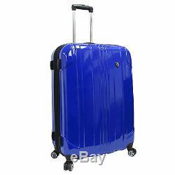 Choice Voyageurs Bleu Sedona 3 Pièces En Polycarbonate Pur Spinner Set Sac Bagages